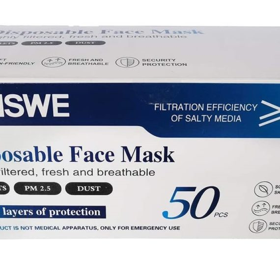 Non-medical Face Mask Box