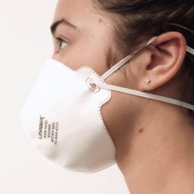 Uniair SH3500 N95 Foldable Respirator