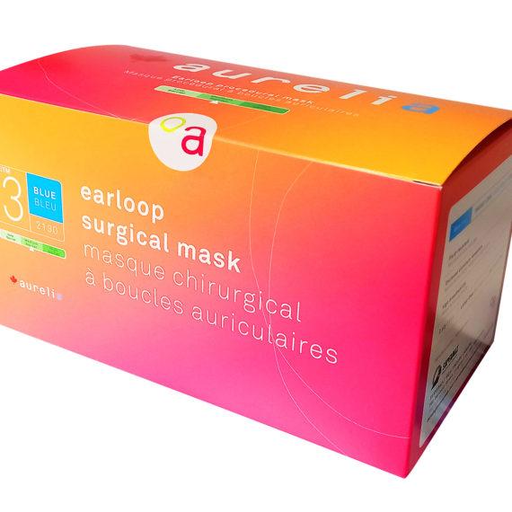 Aurelia Surgical Face Mask Level 3