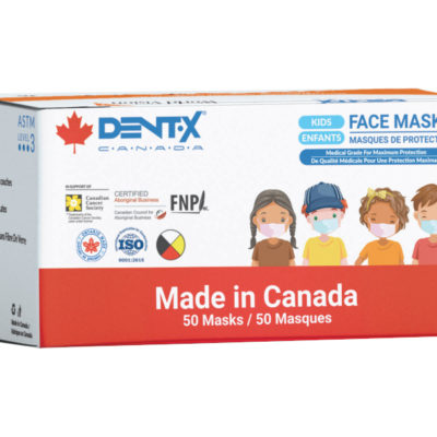 Dent-X Kids Face Masks ASTM Level