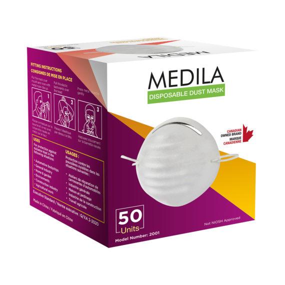Medila Dust Masks