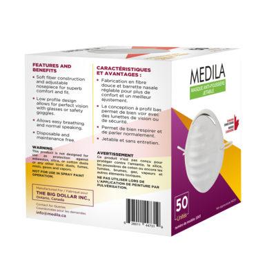 Medila Dust Masks Side 2
